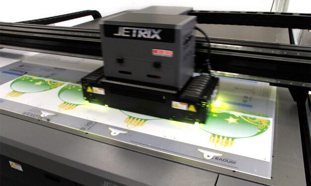 Tehnologia flatbed- JETRIX