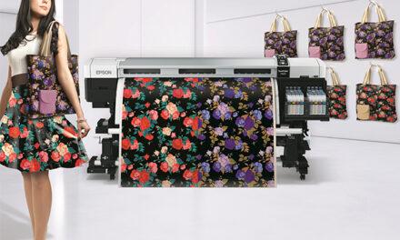 Reinventand imprimarea cu sublimare pentru industria textilelor prin EPSON SureColor SC-F9200