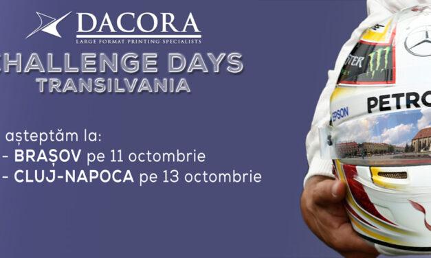 Pornind sezonul de toamna alaturi de Dacora Print si Epson pe circuitul Dacora Challenge Days Transilvania 2016