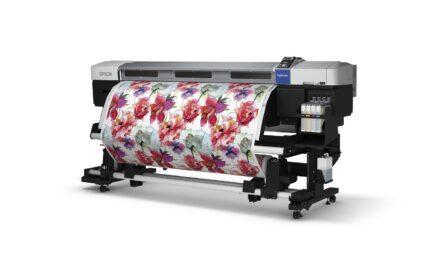 Dubla lansare de la EPSON pentru imprimarea cu sublimare