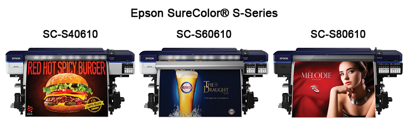 Trei premii BLI Pick 2017 de la Keypoint Intelligence Buyers Lab pentru imprimantele Epson SureColor SC-S40610, SC-S60610 si SC-S80610